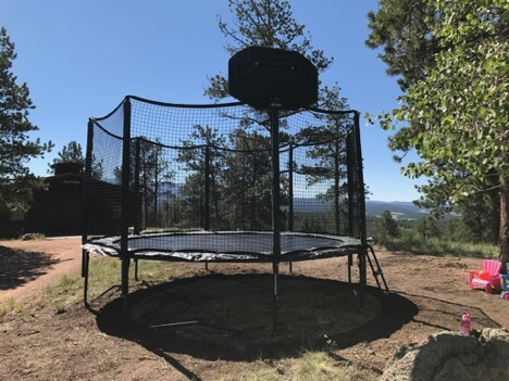 AlleyOOP Playsets Wyoming Trampolines and Playsets