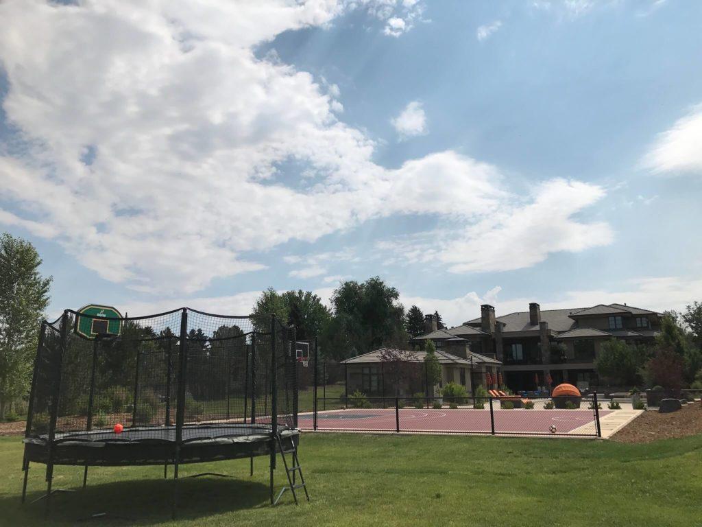 trampoline in denver